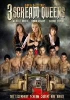 3 Scream Queens movie poster