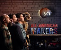 All-American Makers movie poster