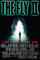 The Fly II movie poster