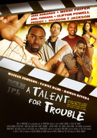 A Talent for Trouble movie poster