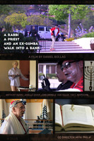 A Rabbi, a Priest and an Ex-Gumba movie poster