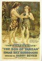Son of Tarzan movie poster