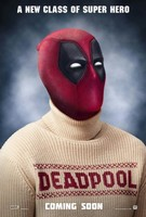Deadpool (2016) movie poster #1375457