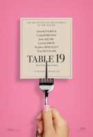 Table 19 (2017) movie poster #1375486