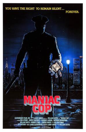 Maniac Cop poster #1375639