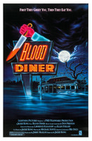 Blood Diner movie poster