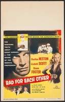 Bad for Each Other movie poster