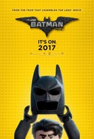The Lego Batman Movie (2017) movie poster #1375931