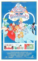 The Care Bears Adventure in Wonderland movie poster