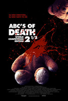 ABCs of Death 2.5 movie poster