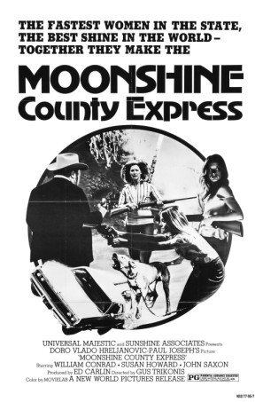 Moonshine County Express poster #1376012