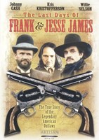 The Last Days of Frank and Jesse James movie poster