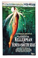 Venus of the South Seas movie poster
