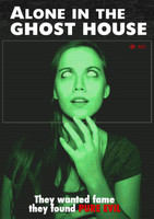 Alone in the Ghost House movie poster