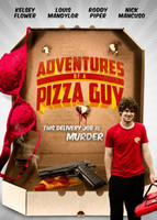 Adventures of a Pizza Guy movie poster