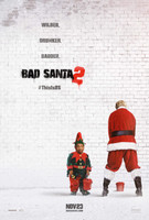 Bad Santa 2 movie poster