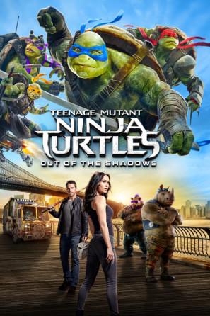 teenage mutant ninja turtles out of
