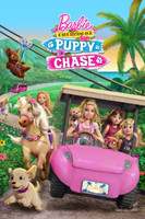 Barbie & Her Sisters in a Puppy Chase movie poster