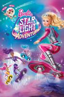 Barbie: Star Light Adventure movie poster