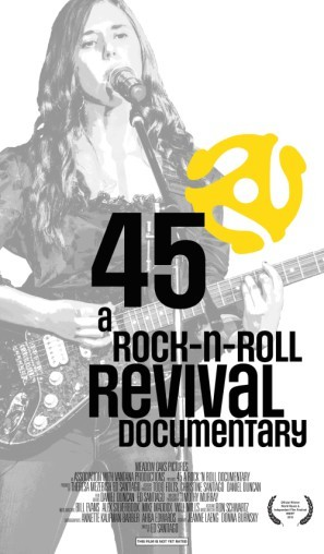 45: A Rock N Roll Documentary poster #1376567