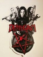 Deathgasm movie poster