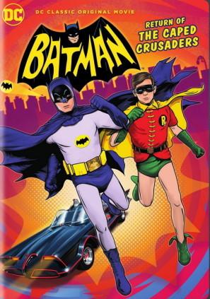 Batman: Return of the Caped Crusaders poster #1393604
