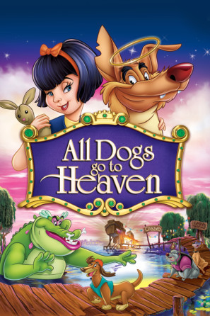 All Dogs Go to Heaven poster #1393661