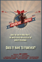 American Umpire movie poster