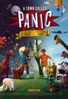 A Town Called Panic: Double Fun movie poster