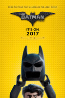 The Lego Batman Movie (2017) movie poster #1393870