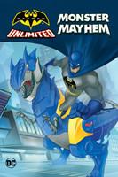 Batman Unlimited: Monster Mayhem movie poster