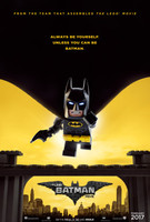 The Lego Batman Movie (2017) movie poster #1393911