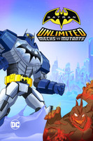 Batman Unlimited: Mech vs. Mutants movie poster