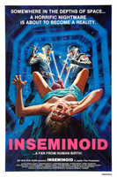 Inseminoid movie poster