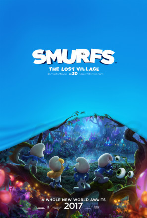 Smurfs: The Lost Village poster #1394003