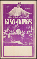 The King of Kings movie poster