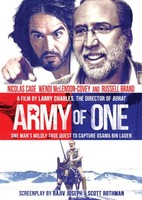 Army of One movie poster