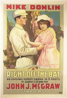 Right Off the Bat movie poster