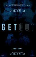 Get Out (2017) movie poster #1394290