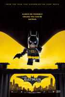 The Lego Batman Movie (2017) movie poster #1394354
