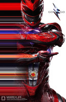 Power Rangers movie poster