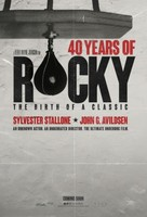 40 Years of Rocky: The Birth of a Classic movie poster