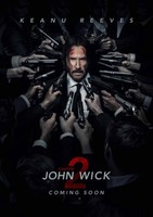 John Wick: Chapter Two (2017) movie poster #1394401