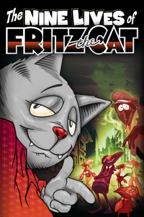 The Nine Lives of Fritz the Cat poster #1394447
