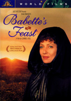 Babettes gæstebud movie poster