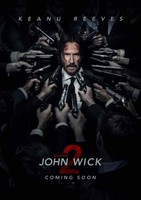 John Wick: Chapter Two (2017) movie poster #1394459