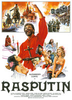 Rasputin - Orgien am Zarenhof movie poster