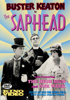 The Saphead movie poster