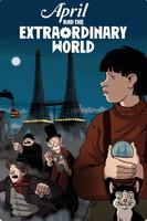 Avril et le monde truqué movie poster