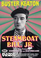 Steamboat Bill, Jr. movie poster
